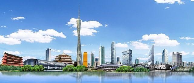 Guangzhou Canton River
