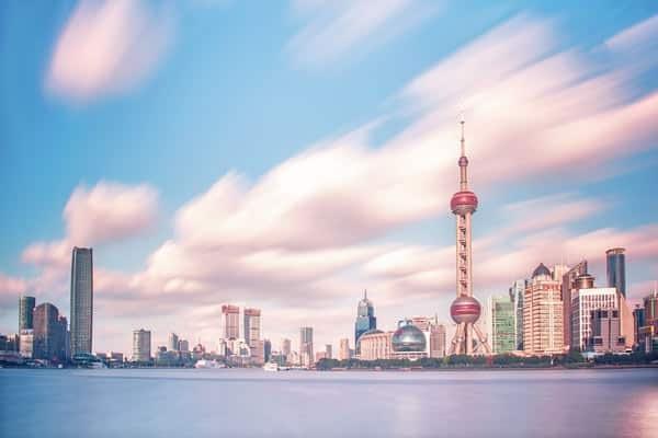 Shanghai of China