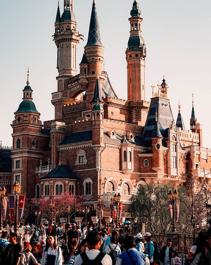 Shanghai Disneyland Resort and Park