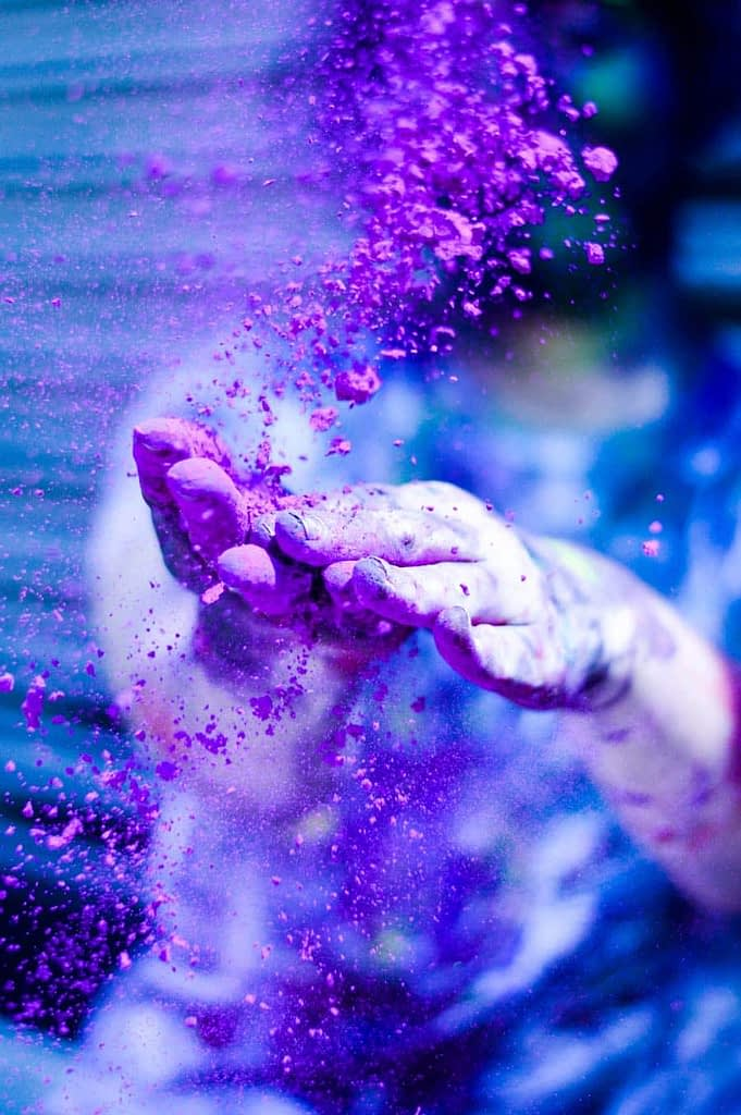 The Festival of Color
