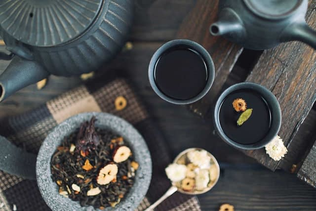 Different Chinese Tea Ceremony