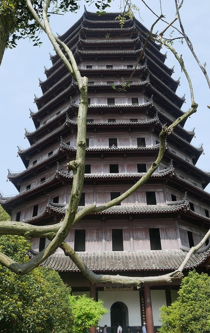 Six Harmonies Pagoda, Liuhe Pagoda