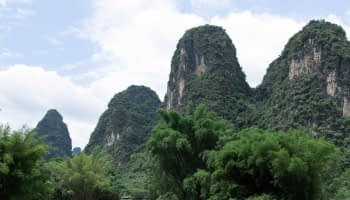 Moon Hill in Yangshuo
