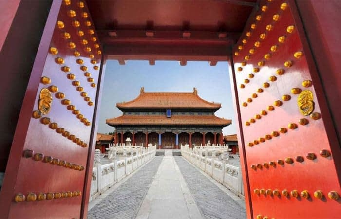 Forbidden City Architecture