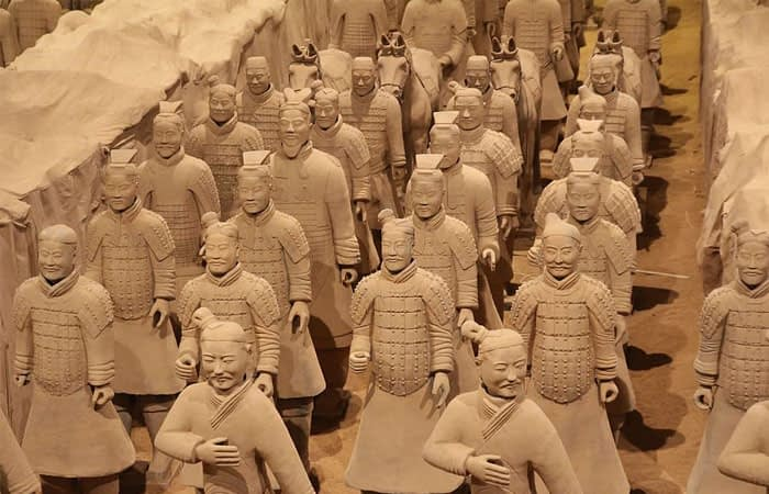 Terracotta Army of Xi'an