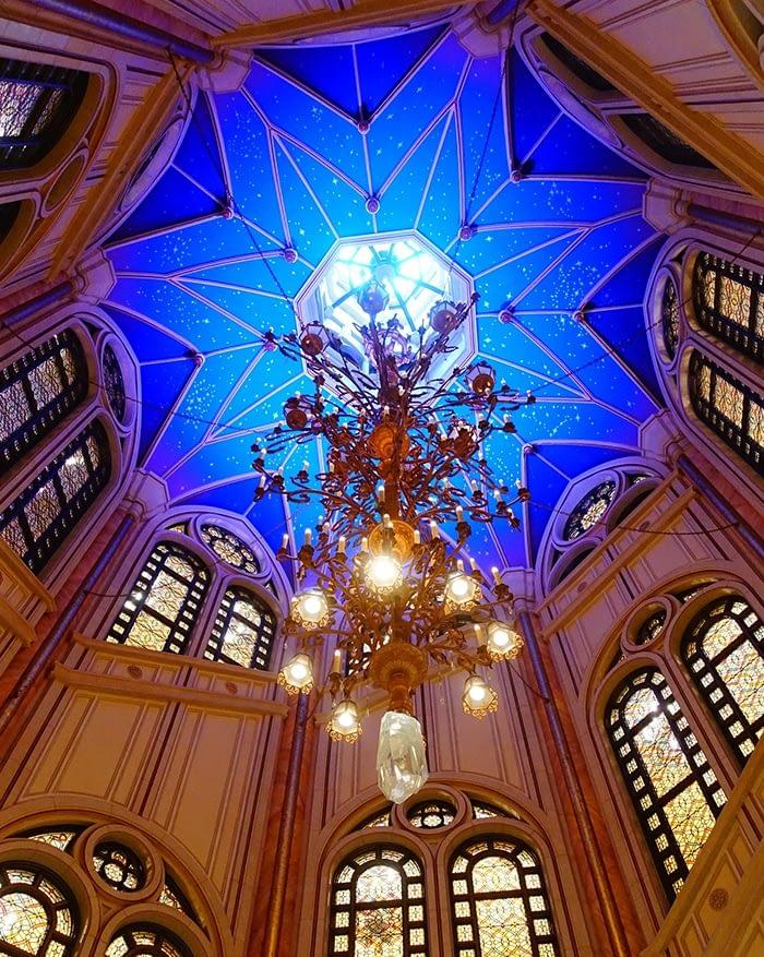 Shanghai Disneyland Castle