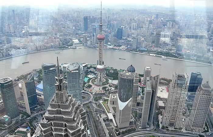 Shanghai World Financial Center Observation Deck