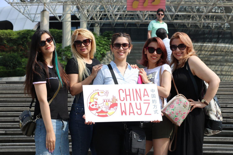 China Shanghai Tour, Tripways