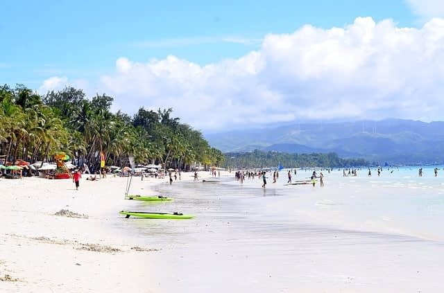 Boracay Beach, one of the best summer destinations in Asia