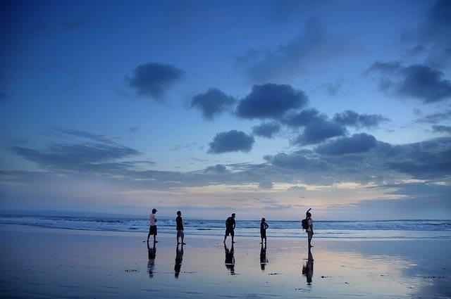 Bali of Indonesia