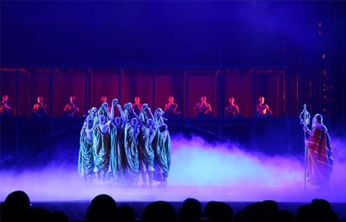 Beijing the Legend of Kung Fu Show
